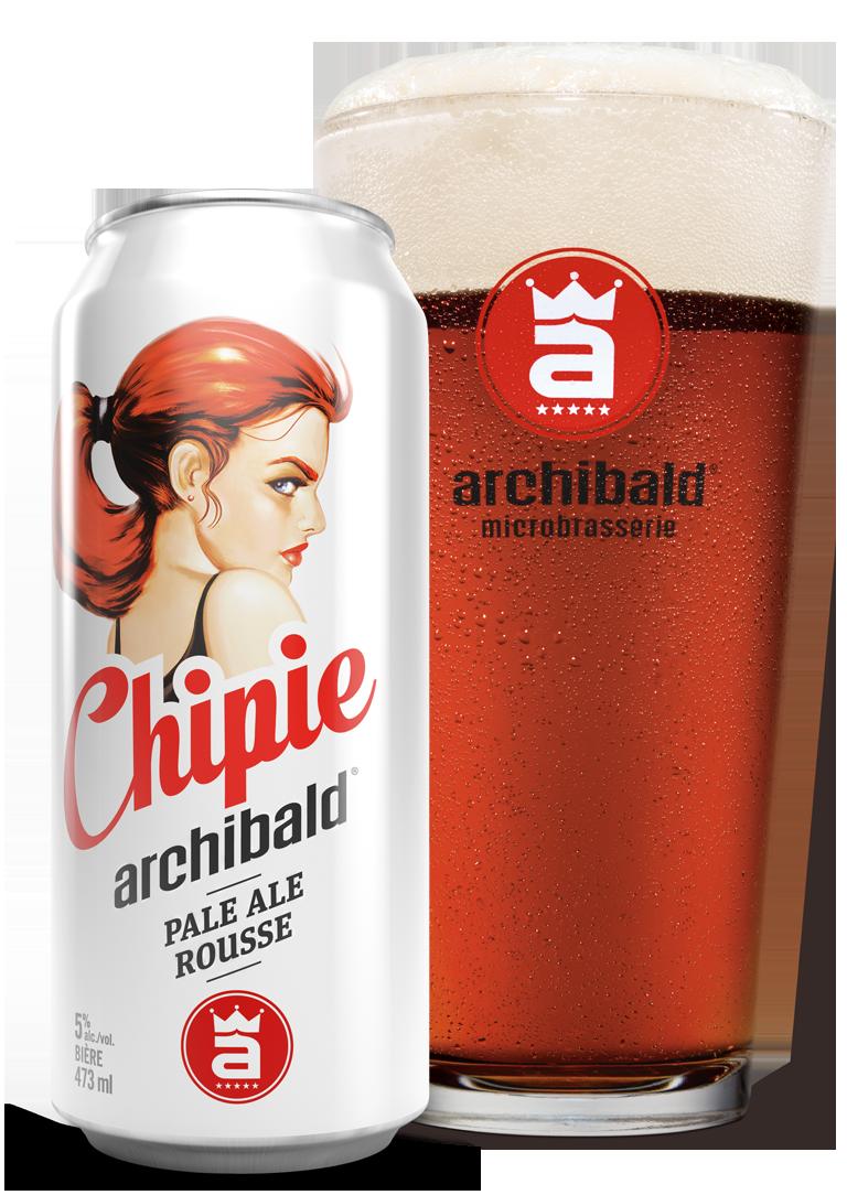 Image De Bière chipie — bières — archibald microbrasserie
