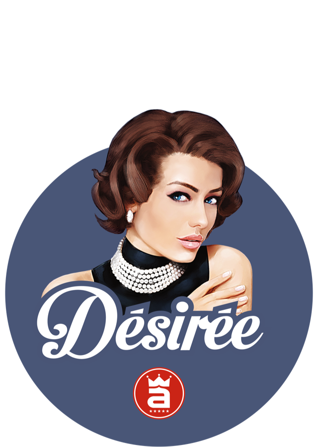 Désirée — Beers