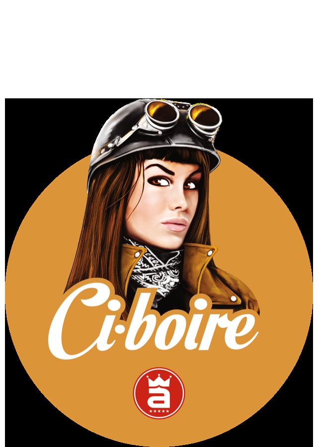 Ciboire — Bières