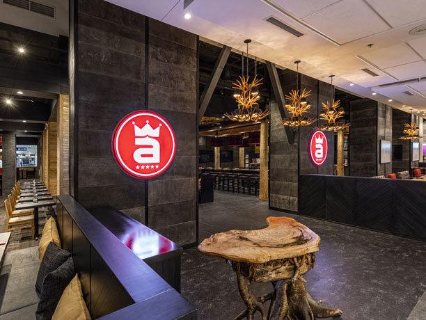 Aéroport de Montréal — Restaurants